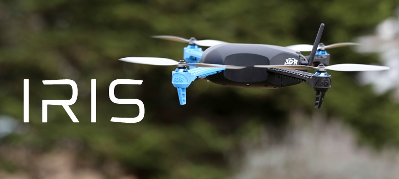 Arducopter Iris Quadcopter UK